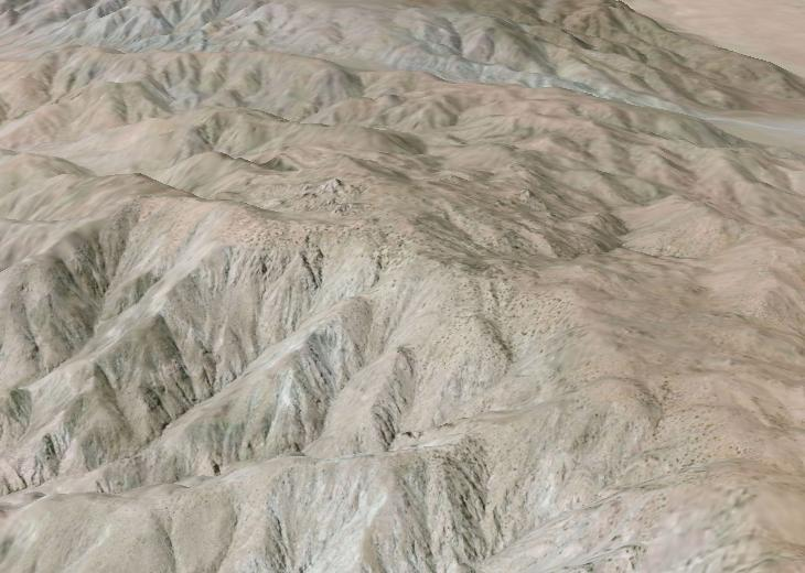 geoflyer 3d maps us national parks joshua tree hiking