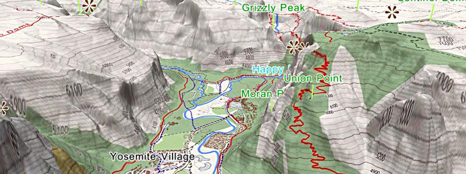 GeoFlyer 3D Maps